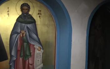Ο Πυρήνας Αναρχικών Μαγισσών βανδάλισε εκκλησάκι στα Σεπόλια
