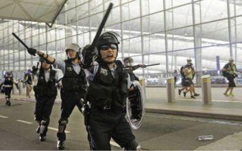 Τεταμένη ατμόσφαιρα στο Χονγκ Κονγκ