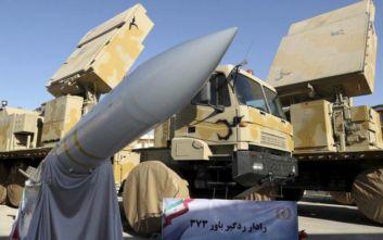Η Τεχεράνη πραγματοποίησε δοκιμή ενός νέου πυραύλου