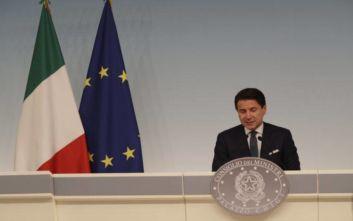 Ιταλία: Ο Κόντε παρουσίασε τις προτεραιότητες της κυβέρνησής του