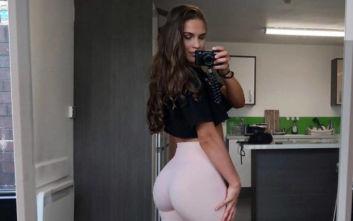 Κορίτσια που αγαπούν τη γυμναστική και τις selfies