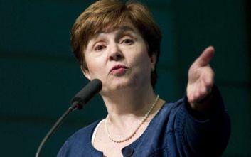 Η Κρισταλίνα Γκεοργκίεβα υποψήφια της ΕΕ για την ηγεσία του ΔΝΤ