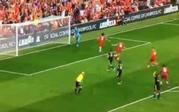 Λίβερπουλ – Άρσεναλ: Με πέναλτι το 2-0 ο Σαλάχ