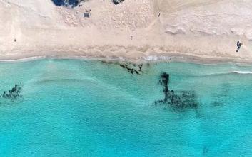 Η τροπική παραλία της Πελοποννήσου