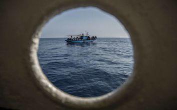 Λιβύη: Πέντε νεκροί μετανάστες από το ναυάγιο στη Μεσόγειο