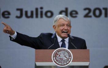 Κατά της θανατικής ποινής για τον μακελάρη του Ελ Πάσο ο Μεξικανός πρόεδρος