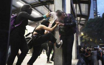 Μεξικό: Διαδηλώσεις μετά τις καταγγελίες για βιασμούς κοριτσιών από αστυνομικούς