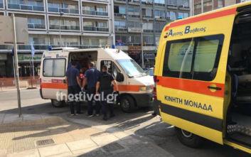 Πανικός στη Θεσσαλονίκη: Πήγε να κλέψει πορτοφόλι και τον μαχαίρωσαν στον αυχένα