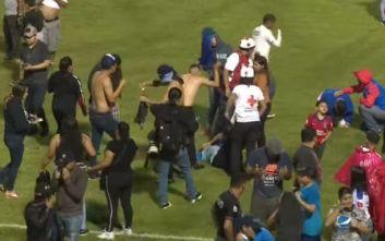 Τρεις νεκροί σε ντέρμπι στην Ονδούρα μετά από επεισόδια στο γήπεδο