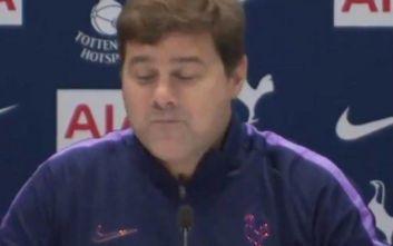 Η αντίδραση του Ποτσετίνο όταν άκουσε την πρόβλεψη του Μουρίνιο για τον τίτλο της Premier League