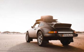 Έτσι πας για σαφάρι με μια… Porsche