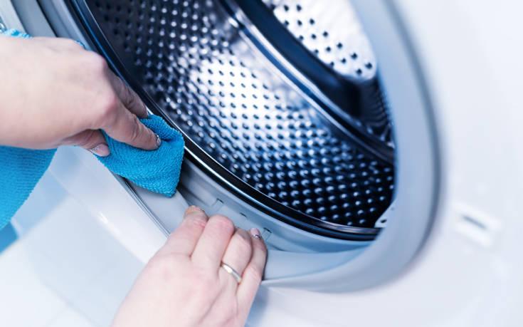 Πώς να απομακρύνετε τη μούχλα από το πλυντήριο