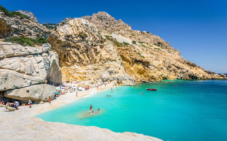 Τρεις ελληνικές παραλίες με εξωτικά ονόματα – Newsbeast