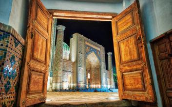 Σαμαρκάνδη, ένας από τους outsider προορισμούς του 2019