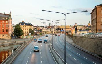 Δρόμος-φορτιστής για ηλεκτρικά οχήματα
