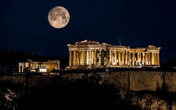 Τι να κάνετε ανήμερα της Πανσελήνου του Αυγούστου στην Αθήνα