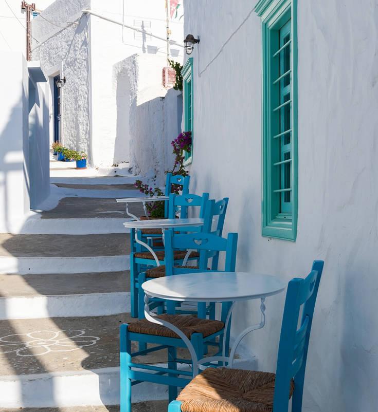 Εικόνες που σε ταξιδεύουν στο ειδυλλιακό χωριό της Αμοργού – Newsbeast