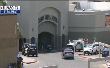 Πυροβολισμοί σε εμπορικό στο Τέξας: Φόβοι για 15 με 20 νεκρούς