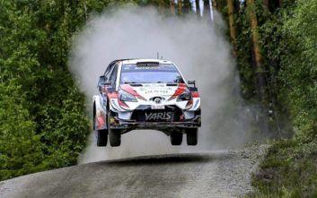 Ράλι Φινλανδίας 2019: Όλα για τους Τάνακ και Toyota