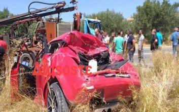 Τρομακτικό τροχαίο στην Κρήτη με τραυματισμούς
