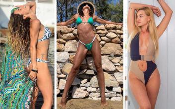 Τα πιο σέξι κορμιά της ελληνικής showbiz