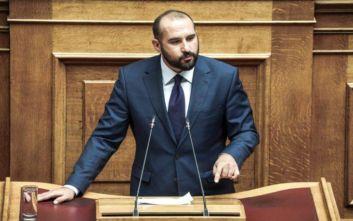 Τζανακόπουλος προς Τσιάρα: Αποδοκιμάστε ή κρατήστε αποστάσεις από τον Γεωργιάδη