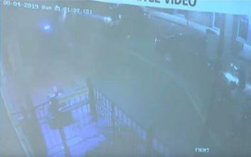 Βίντεο σοκ: Η στιγμή που η Αστυνομία σκοτώνει τον δράστη της επίθεσης στο Οχάιο