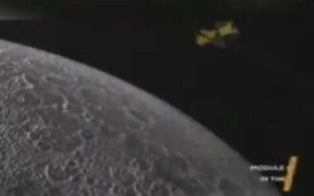 Ινδικός πύραυλος μπήκε σε τροχιά γύρω από τη Σελήνη