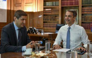 Αυγενάκης: Έξι προτεραιότητες για την ενιαία εθνική πολιτική στον αθλητισμό