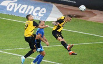 Η ΑΕΚ κέρδισε με 2-0 τη Λαμία