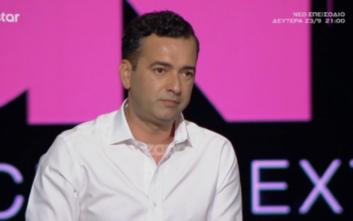 GNTM: Όσα δεν είδαμε από τον καβγά του Άγγελου Μπράτη με την κοκκινομάλλα υποψήφια