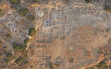 Συνεχίστηκε για 16η χρονιά η ανασκαφή του Μινωικού νεκροταφείου στον Πετρά Σητείας