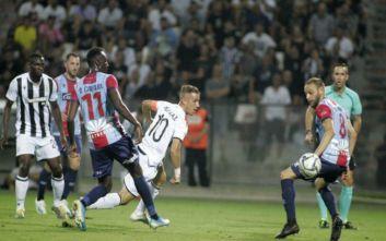 Ο ΠΑΟΚ νίκησε τον Πανιώνιο με 2-1