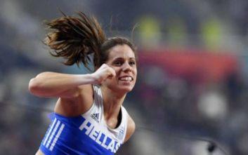 Doha 2019: Χάλκινο μετάλλιο η Στεφανίδη