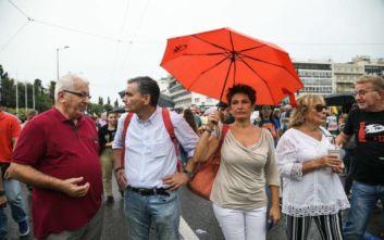 Οργή ΑΔΕΔΥ για Τσακαλώτο: Τραγικά γελοίο να παριστάνει τον υποστηρικτή των εργαζομένων