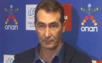 Ανδρεόπουλος: Δώσαμε ότι καλύτερο είχαμε