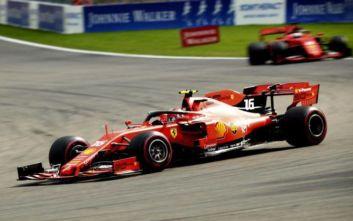 Formula 1: Πρώτη νίκη του Λεκλέρ και της Ferrari στο Σπα