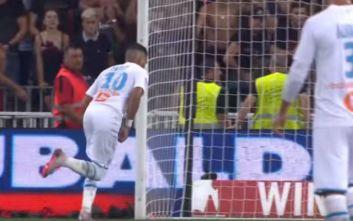 Nίκη της Μαρσέιγ επί της Σεντ Ετιέν με 1-0