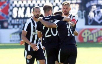 ΟΦΗ - Αστέρας Τρίπολης 3-1 με αέρα ανατροπής