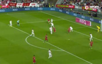 Σερβία – Πορτογαλία 2-4: Πρώτη νίκη με τεσσάρα και Ρονάλντο