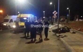 Τροχαίο δυστύχημα στη Θεσσαλονίκη: Σκοτώθηκε ο σύντροφός της πριν γεννήσει