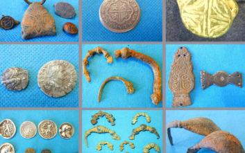 Τα απίστευτα ευρήματα από την εξάρθρωση μεγάλου κυκλώματος αρχαιοκαπήλων