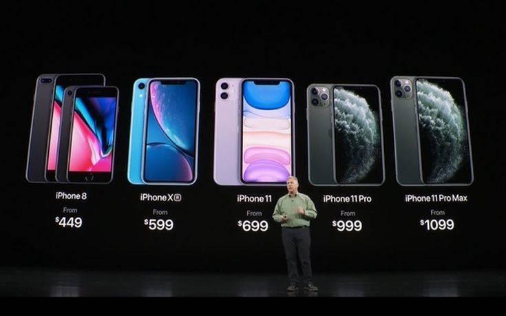 Αυτά είναι τα νέα iPhones 60