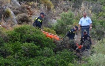 Νεκρός άνδρας στο Ναύπλιο που έπεσε με το αυτοκίνητό του σε γκρεμό