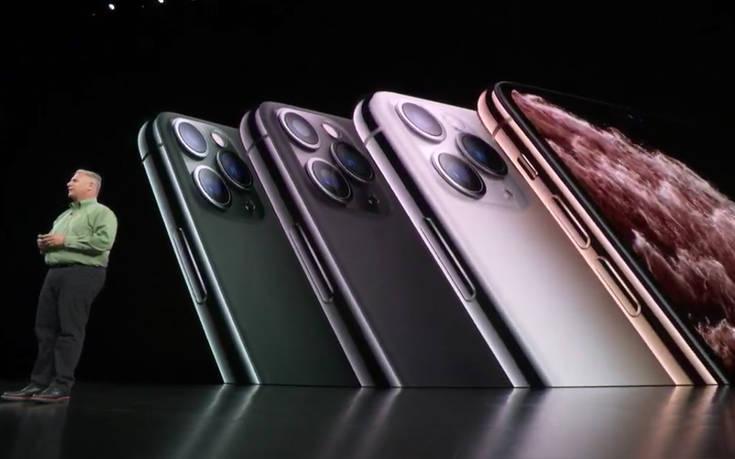 Αυτά είναι τα νέα iPhones 53