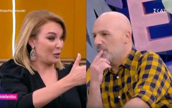 Τατιάνα Στεφανίδου: Μου είπαν αρχικά ότι η εκπομπή θα σταματήσει