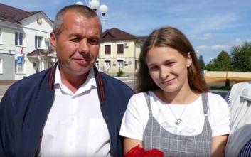 Το κορίτσι του τρένου βρήκε την οικογένειά του μετά από 20 χρόνια