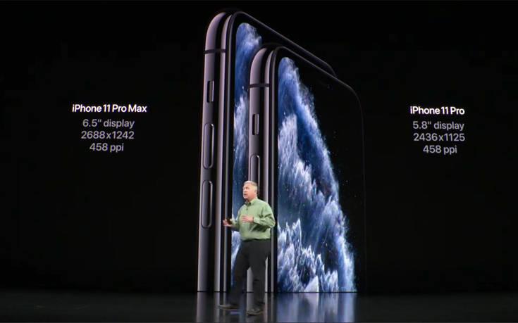 Αυτά είναι τα νέα iPhones 55