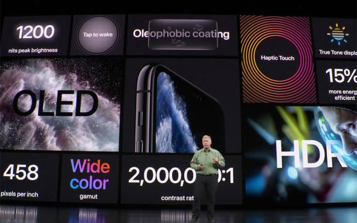 Αυτά είναι τα νέα iPhones 57