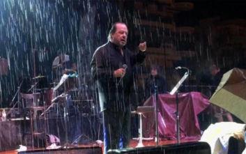 Ο καβγάς του Γιάννη Πάριου με δήμαρχο σε συναυλία του
